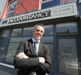 Vincent Roughneen, Chartered Certified Accountant, Tax Consultant & Principal at VPR Accountancy