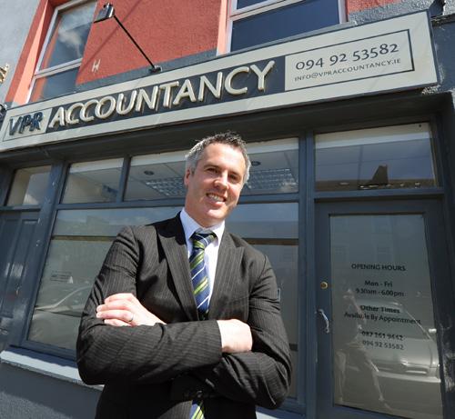 Vincent-Roughneen VPR Accountancy Mayo, Dublin, Galway & Sligo